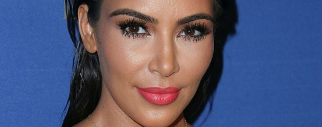 Kim Kardashian bei einer Party in Las Vegas