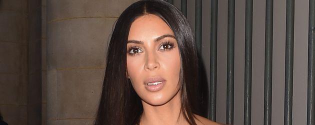 Kim Kardashian in Paris, 2016
