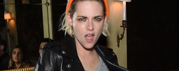 """Kristen Stewart bei der Aftershow-Party der """"Cafe Society""""-Premiere in New York"""