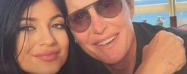 Kylie Jenner und Bruce Jenner