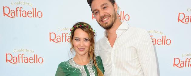 Laura Osswald mit Krishan Weber