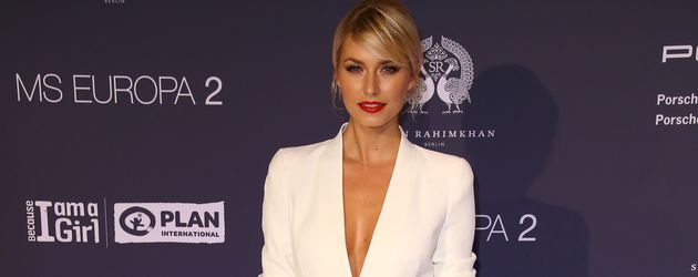 "Lena Gercke bei der ""Fashion2Night""-Show in Hamburg"