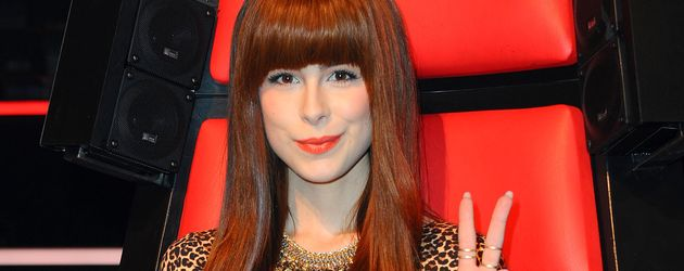 """Lena Meyer-Landrut bei """"The Voice Kids"""" 2014"""