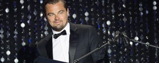 Leonardo DiCaprio bei der amfAR-Gala 2016