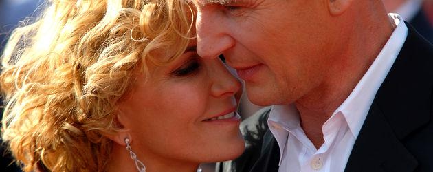 Liam Neeson und Natasha Richardson