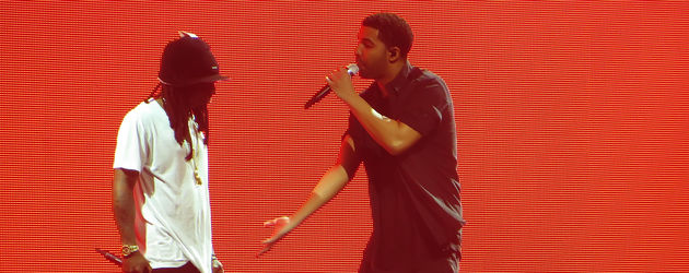 Lil Wayne und Drake