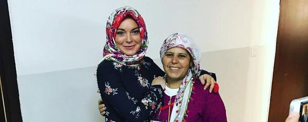 Lindsay Lohan in der Türkei