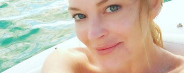 Lindsay Lohan im Bikini