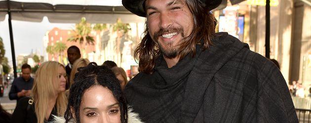 """Lisa Bonet und Jason Momoa bei der Premiere von """"Mad Max: Fury Road"""""""