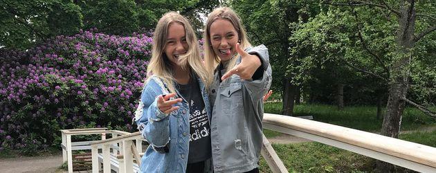 Zwillinge Lisa und Lena