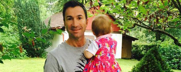 Lucas Cordalis und Tochter Sophia