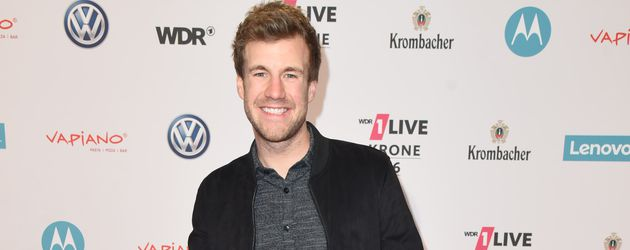 Luke Mockridge bei der 1Live Krone in Bochum 2016