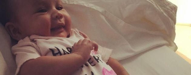 Luna Simone, das Baby von John Legend und Chrissy Teigen