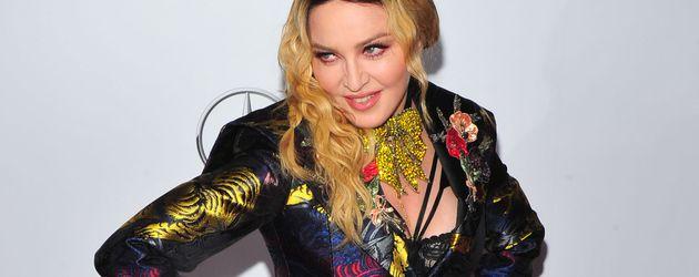 Madonna beim Billboard Women in Music Event