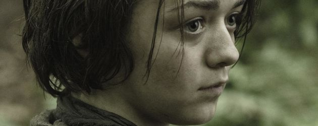 "Maisie Williams als Arya Stark in ""Game of Thrones"""