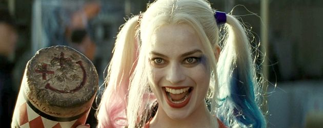 "Margot Robbie in ""Suicide Squad"""