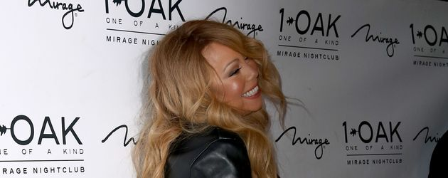 Mariah Carey im 1 Oak in Las Vegas