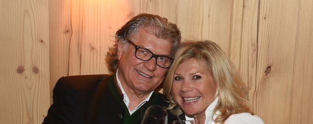 Volksmusik-Duo Michael und Marianne Hartl