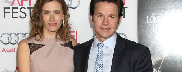 Mark Wahlberg und Rhea Durham