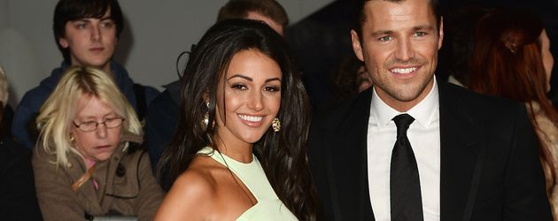 Michelle Keegan und Mark Wright