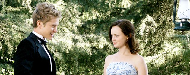 """Alexis Bledel und Matt Czuchry in """"Gilmore Girls"""""""