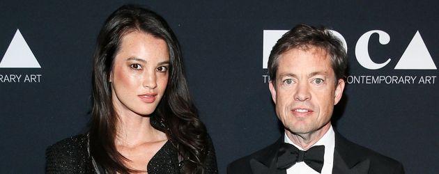 "Melissa Kurland und Nicolas Berggruen bei der ""MOCA Gala"" in Los Angeles"