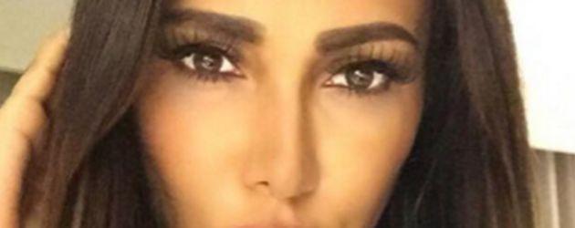 "Metisha Schäfer, ""Kim Kardashian""-Lookalike"