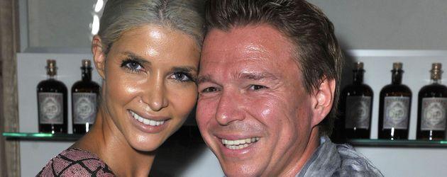 Micaela Schäfer und Klaus Brunmayr