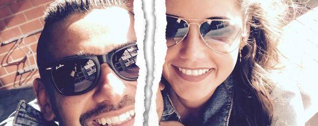 Michal und Sarah Lombardi