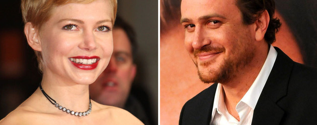 Michelle Williams und Jason Segel