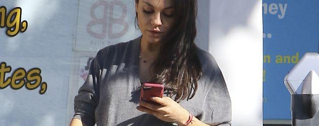 Mila Kunis in L.A.