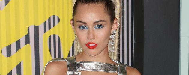 Miley Cyrus bei den VMAs