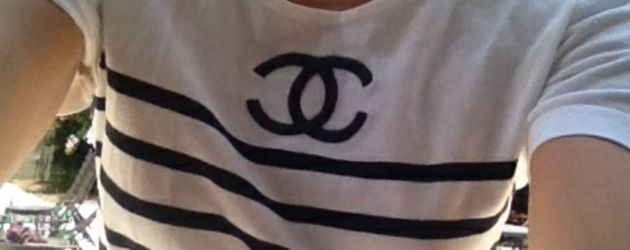 Mileys Chanel-Shirt