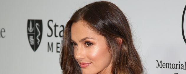 """Minka Kelly bei der """"Sean Parker And The Parker Foundation Launch"""" in Los Angeles"""