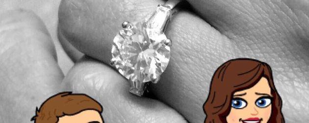 Miranda Kerrs Verlobungsring