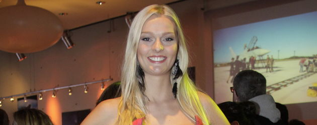 GNTM-Teilnehmerin und Stuntfrau Miriam Höller