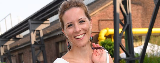 Miriam Lange, Moderatorin