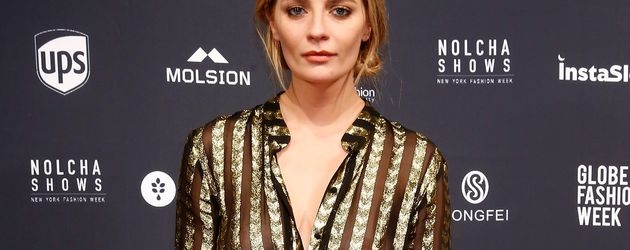 "Mischa Barton bei der ""Nolcha Shows""-Fashion Show in New York"