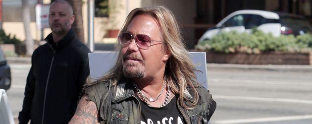 Mötley Crüe-Sänger Vince Neil