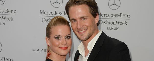 Nadja Scheiwiller und Alexander Klaws