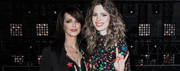 """Nena und Larissa Kerner bei """"The Voice Kids"""""""