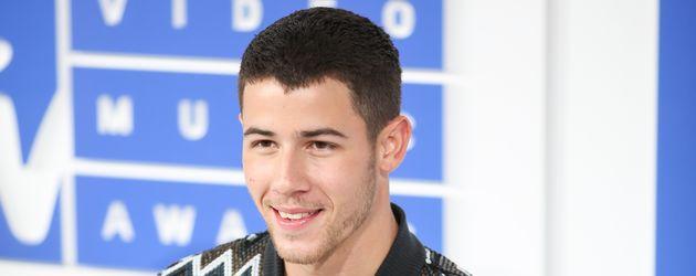 Nick Jonas  bei der Verleihung der 2016 MTV Video Music Awards im Madison Square Garden in New York