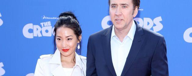 Alice Kim & Nicolas Cage