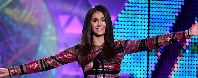 Nina Dobrev und Teen Choice Awards