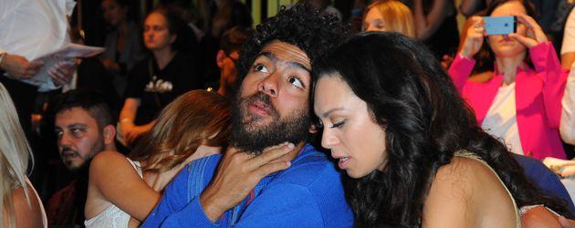 Lilly Becker und Noah Becker