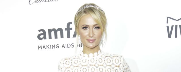 Paris Hilton bei der amfAR Inspiration Gala 2016