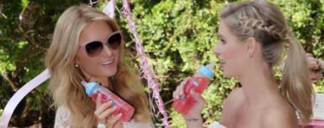 Paris Hilton und Nicky Hilton bei der Baby Shower Party