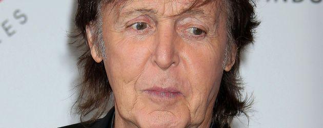 Paul McCartney, Sänger