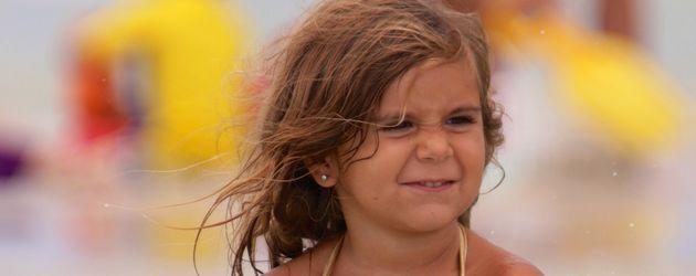 Penelope Disick am Strand von Miami