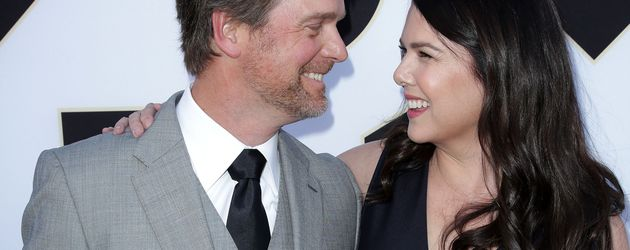 """Gilmore Girls""-Lauren Graham und ""Six Feet Under""-Peter Krause"